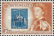 [The 100th Anniversary of First Seychelles Post Office, Typ AT2]