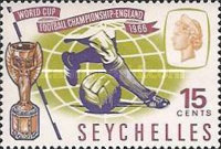[Football World Cup - England, Typ BV]