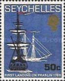 [The 200th Anniversary of First Landing on Praslin, type CN]