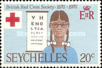 [The 100th Anniversary of British Red Cross, type DO]
