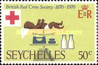 [The 100th Anniversary of British Red Cross, type DP]
