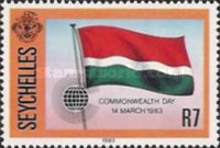 [Commonwealth Day, Typ MX]