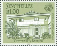 [The 100th Anniversary of Banking in Seychelles, Typ RB]