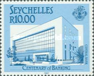 [The 100th Anniversary of Banking in Seychelles, Typ RD]