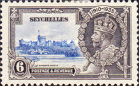 [The 25th Anniversary of King George V's Accession, Typ S]
