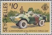 [The 1st Anniversary of Defence Forces Day, Typ SJ]