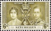 [Coronation of King George VI and Queen Elizabeth, Typ T]