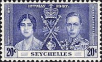 [Coronation of King George VI and Queen Elizabeth, Typ T2]