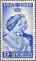 [The 25th Anniversary of the Wedding of King George VI and Queen Elizabeth, Typ Y]