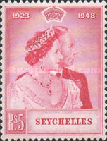 [The 25th Anniversary of the Wedding of King George VI and Queen Elizabeth, Typ Z]