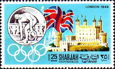 [Airmail - History of the Olympic Games, type PG]