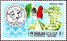 [Airmail - History of the Olympic Games, type PL]