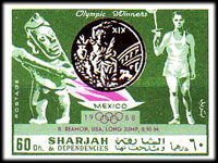 [Olympic Champions of Mexico, type QE]