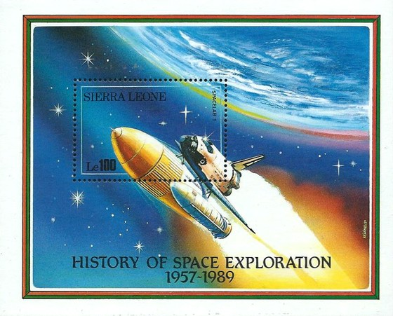[History of Space Exploration, Typ ]