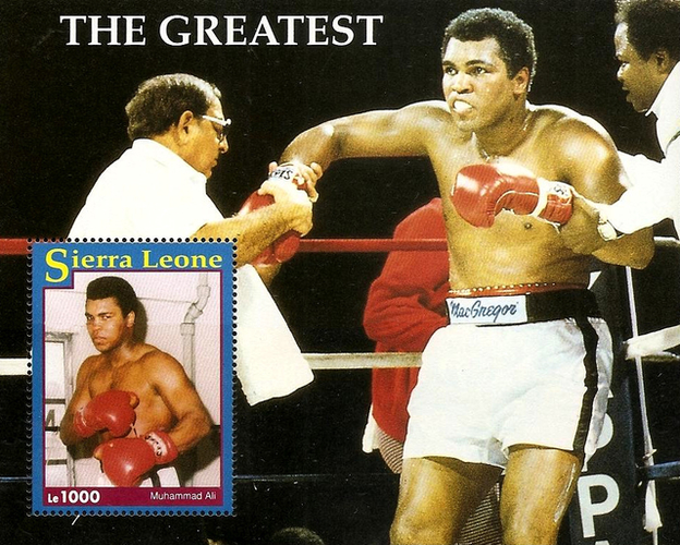 [The 100th Anniversary of Modern Boxing - World Champions, Typ ]