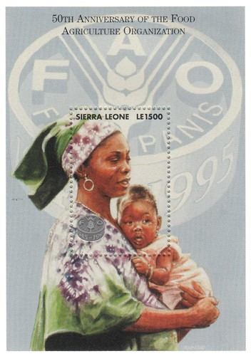 [The 50th Anniversary of F.A.O., Typ ]