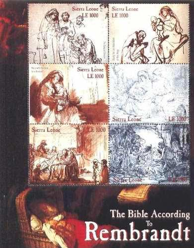 [Biblical Drawings and Paintings by Rembrandt, Typ ]