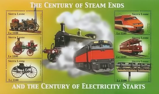 [Technological Development from Steam to Electricity, Typ ]