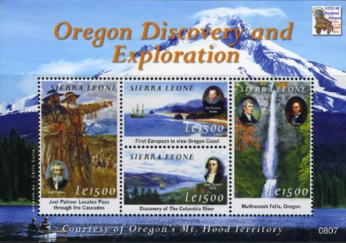 [Oregon Discovery and Exloration, Typ ]