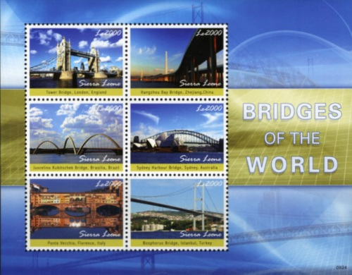 [Architecture - Bridges of the World, Typ ]
