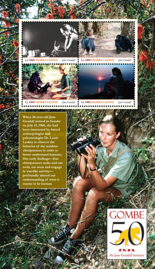 [The 50th Anniversary of the Jane Goodall Institute, Typ ]
