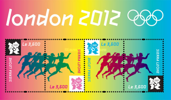[Olympic Games - London, England, Typ ]