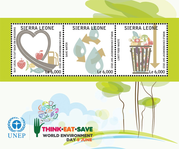 [World Environment Day, Typ ]