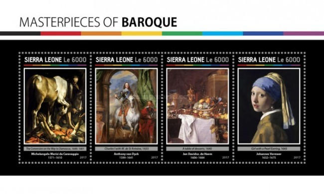 [Paintings - Masterpieces of Baroque, Typ ]