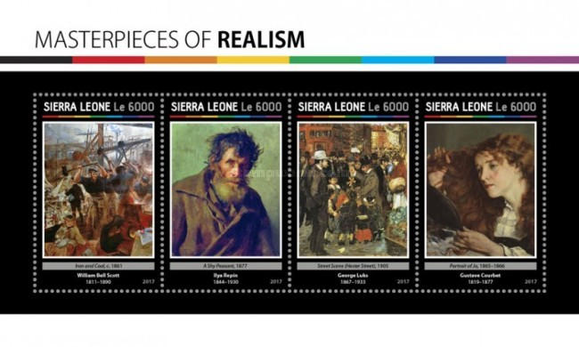 [Paintings - Masterpieces of Realism, Typ ]