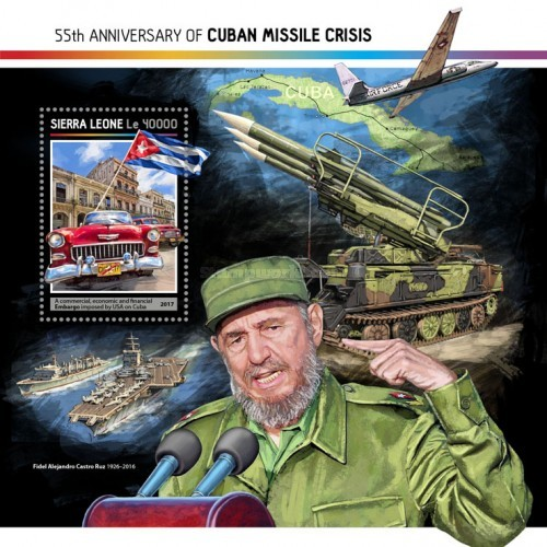 [The 55th Anniversary of Cuban Missile Crisis, Typ ]