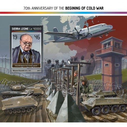 [The 70th Anniversary of the Beginning of the Cold War, Typ ]