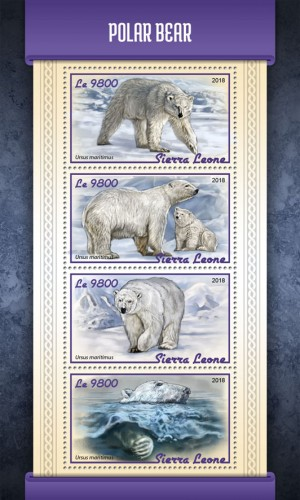 [Fauna - Polar Bear, type ]