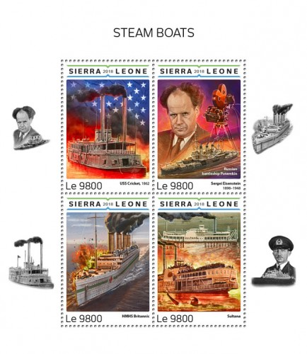 [Steam Boats, Typ ]
