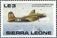 [The 50th Anniversary of Second World War - American Aircraft, type AGY]