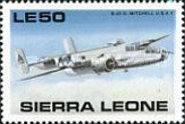 [The 50th Anniversary of Second World War - American Aircraft, type AHC]