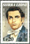 [Sir Laurence Olivier (Actor) Commemoration, 1907-1989, Typ AHX]