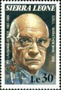 [Sir Laurence Olivier (Actor) Commemoration, 1907-1989, Typ AHY]