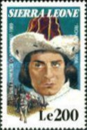 [Sir Laurence Olivier (Actor) Commemoration, 1907-1989, Typ AIB]
