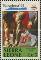 [Olympic Games - Barcelona 1992, Spain, Typ ALF]