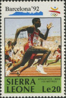 [Olympic Games - Barcelona 1992, Spain, Typ ALH]