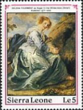 [The 350th Anniversary of the Death of Peter Paul Rubens, 1577-1640, Typ AND]