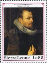 [The 350th Anniversary of the Death of Peter Paul Rubens, 1577-1640, Typ ANH]