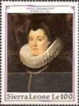 [The 350th Anniversary of the Death of Peter Paul Rubens, 1577-1640, Typ ANI]