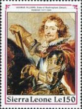 [The 350th Anniversary of the Death of Peter Paul Rubens, 1577-1640, Typ ANJ]