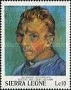 [The 100th Anniversary of the Death of Vincent van Gogh, 1863-1890, Typ APG]