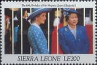 [The 65th Anniversary of the Birth of Queen Elizabeth II, Typ AQD]