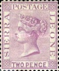 [Queen Victoria - Different Perforation, type B10]