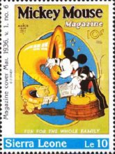 [Mickey Mouse in Literature, Typ BBG]
