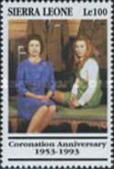 [The 40th Anniversary of Coronation of Queen Elizabeth II, Typ BGS]