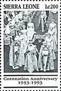 [The 40th Anniversary of Coronation of Queen Elizabeth II, Typ BGT]